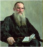 Almost every city in Russia has a Tolstoy Street